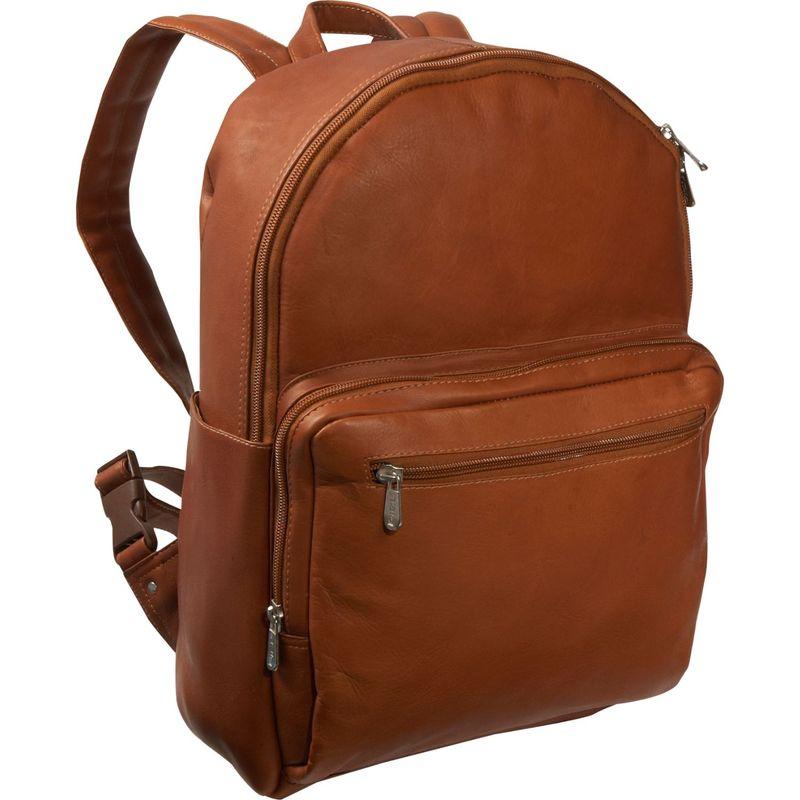 ピエール メンズ バックパック・リュックサック バッグ Traditional Backpack Saddle