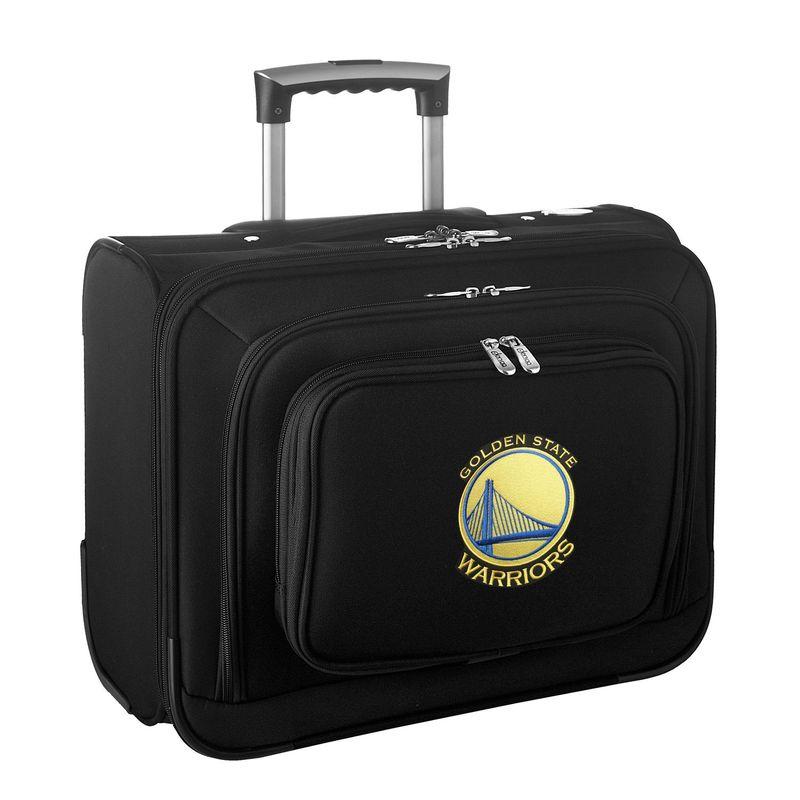 デンコスポーツ メンズ スーツケース バッグ NBA 14 Laptop Overnighter Golden State Warriors