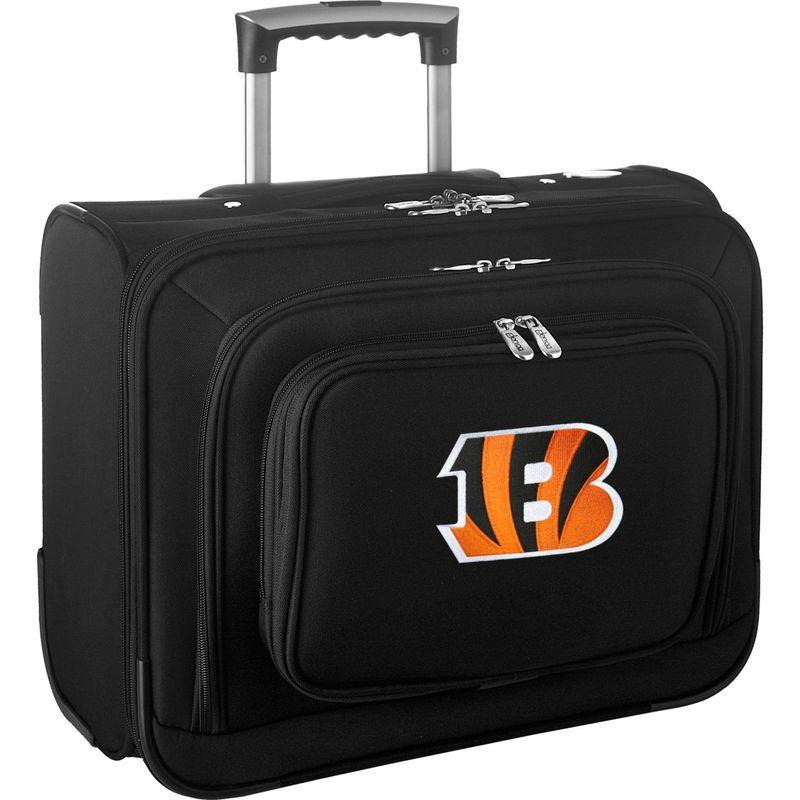 デンコスポーツ メンズ スーツケース バッグ NFL 14 Laptop Overnighter Cincinnati Bengals