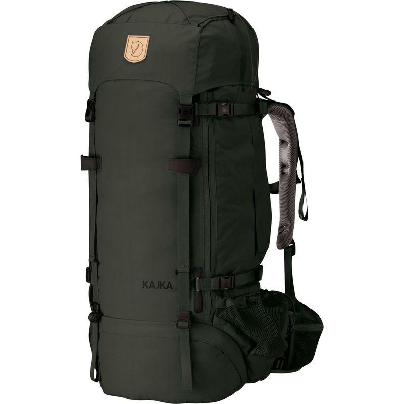 フェールラーベン メンズ バックパック・リュックサック バッグ Kajka Backpack 65 Forest Green