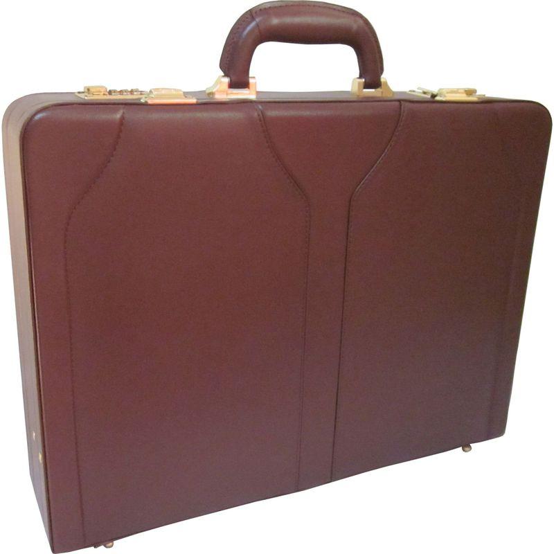 アメリ メンズ スーツケース バッグ Caden Executive Attache Case Brown
