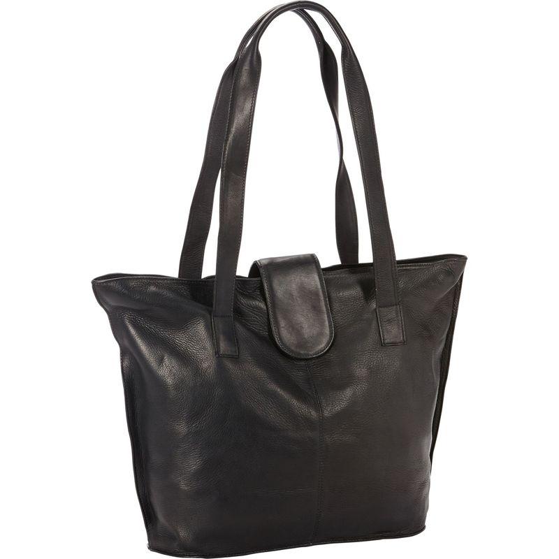 ピーターソン メンズ トートバッグ バッグ Victoria Shoulder Bag Black