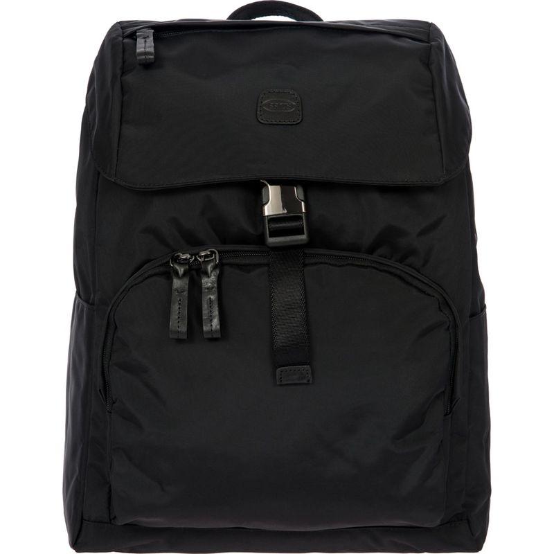 ブリックス メンズ スーツケース バッグ X-Travel Excursion Laptop Backpack Black/Black