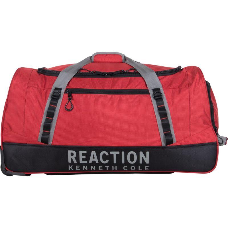 ケネスコール メンズ スーツケース バッグ Greenwich 30 Large Capacity 2 Wheel Travel Duffel Bag Warm Red- eBags Exclusive