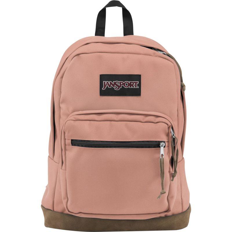 ジャンスポーツ メンズ バックパック・リュックサック バッグ Right Pack Laptop Backpack - 15 Muted Clay