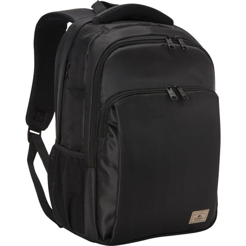 エバーレスト メンズ スーツケース バッグ City Laptop Backpack Black