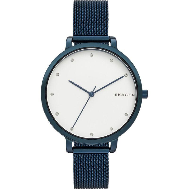 cb5f6481eabd スカーゲン ファッション メンズ ASOS 腕時計 アクセサリー Hagen Steel-Mesh Watch レディース Blue:ReVida,  オーバーラグ:37c224ee ...
