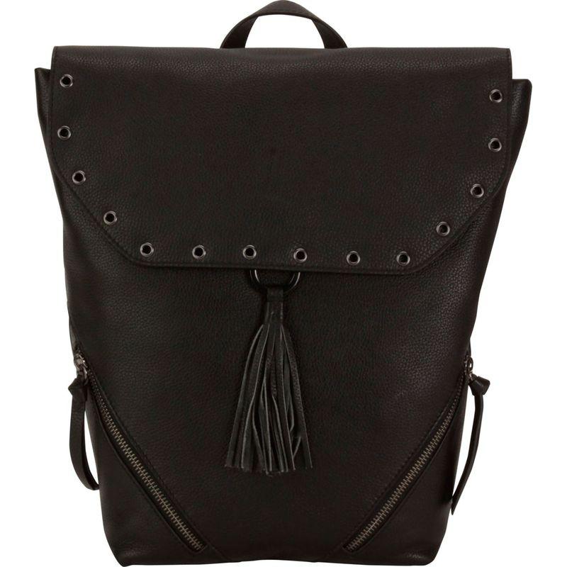 ハダキ メンズ バックパック・リュックサック バッグ Urban Grommet Backpack Black/Black