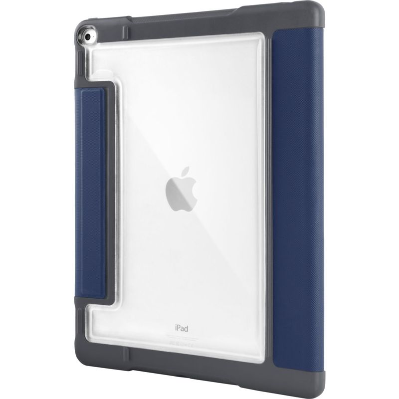STMグッズ メンズ PC・モバイルギア アクセサリー DUX Plus 12.9-inch Case for iPad Pro (2017) Midnight Blue