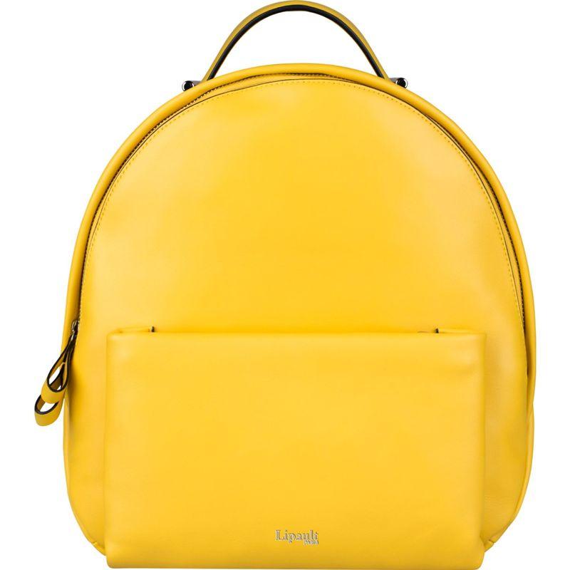 リパルトパリ メンズ バックパック・リュックサック バッグ By The Seine Nano Backpack Lemon Yellow