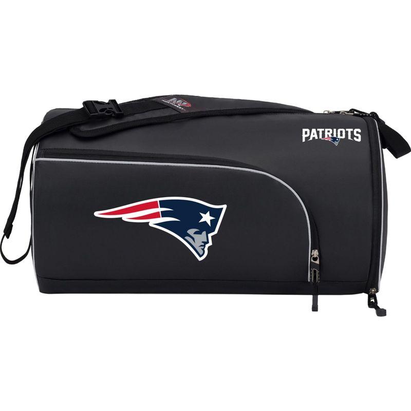 NFL メンズ ボストンバッグ バッグ Squadron Duffel Patriots