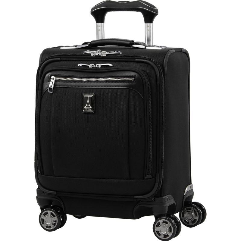 トラベルプロ メンズ スーツケース バッグ Platinum Elite Carry-On Spinner Tote Shadow Black