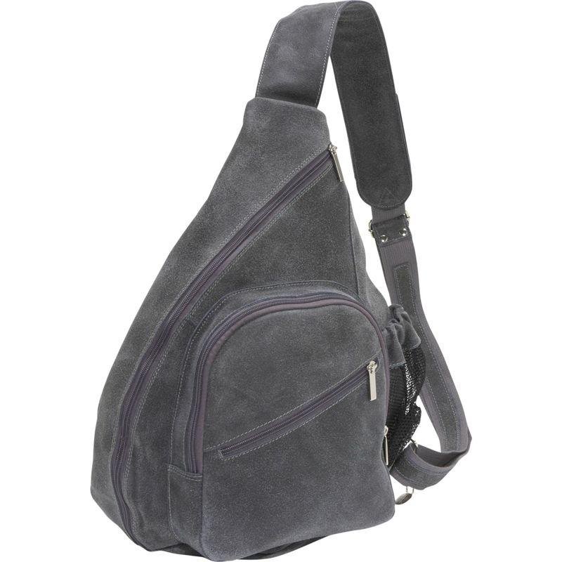 デビッドキング Grey メンズ Bag ショルダーバッグ バッグ Distressed Leather Crossbody Distressed Bag Distressed Grey, eSPORTS eケンコー支店:7b342ce8 --- awardsame.club