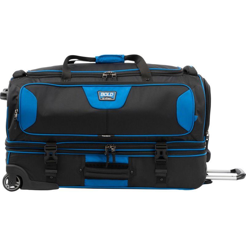 トラベルプロ メンズ スーツケース バッグ T-Pro Bold 2.0 30 Rolling Duffle Blue