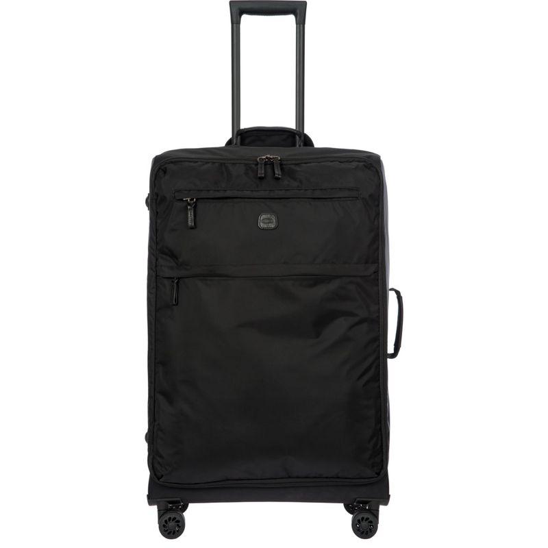"""ブリックス メンズ スーツケース バッグ X-Bag 30"""" Frame Spinner Black/Black"""