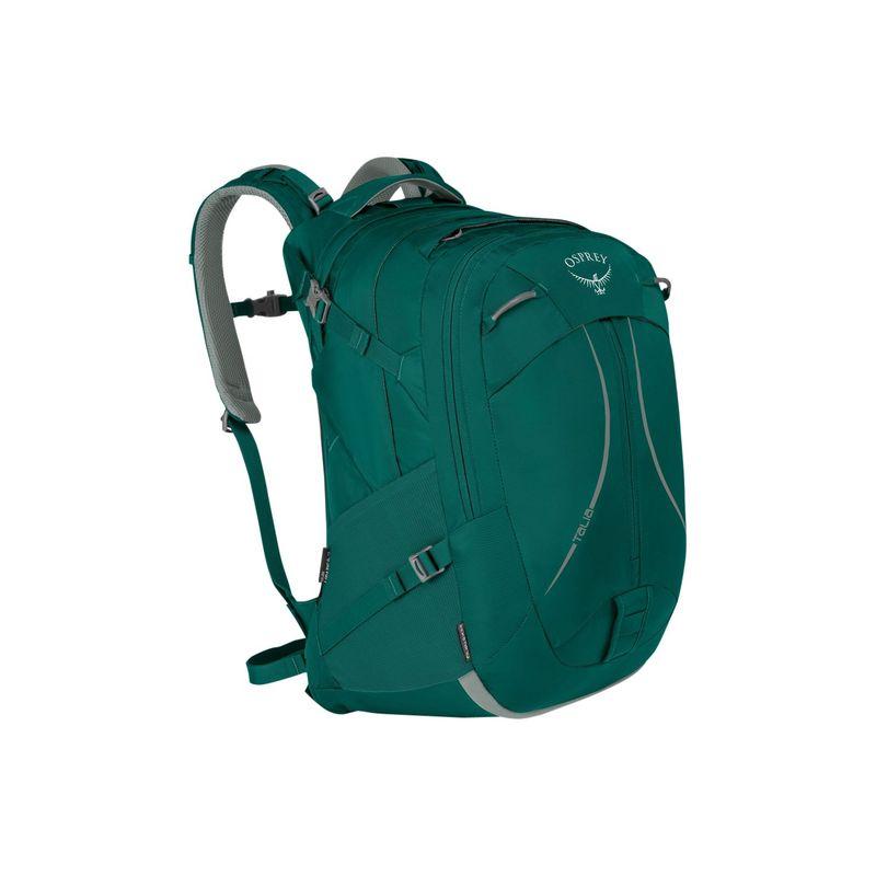 オスプレー レディース バックパック・リュックサック バッグ Women's Talia 30L Laptop Backpack Tropical Green