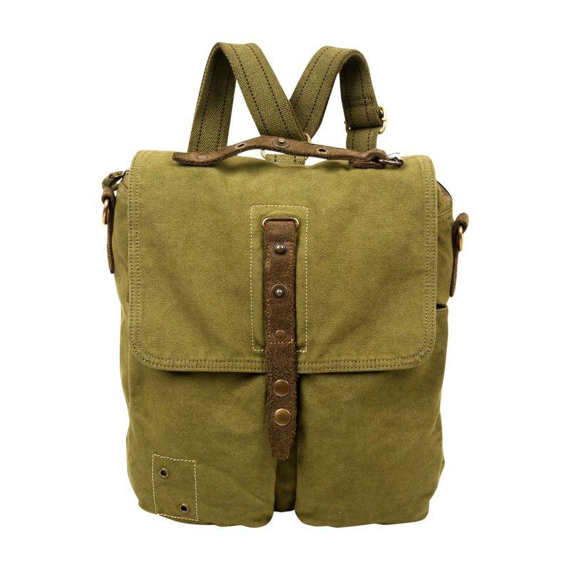 ティエスディー メンズ ショルダーバッグ バッグ Coastal Mail Bag Army Green