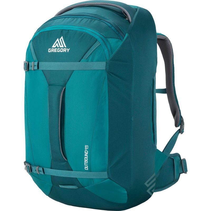 グレゴリー レディース バックパック・リュックサック バッグ Womens Proxy 45L Hiking Backpack Antigua Green