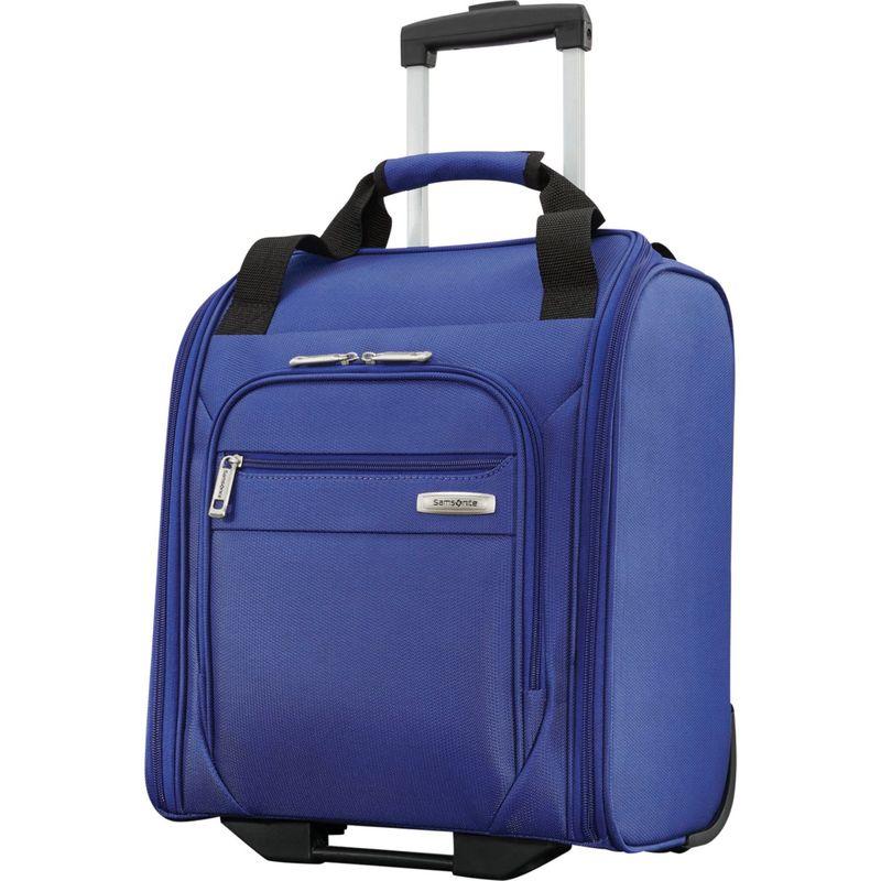 サムソナイト メンズ スーツケース バッグ Advena Wheeled Underseat Carry-On Cobalt Blue