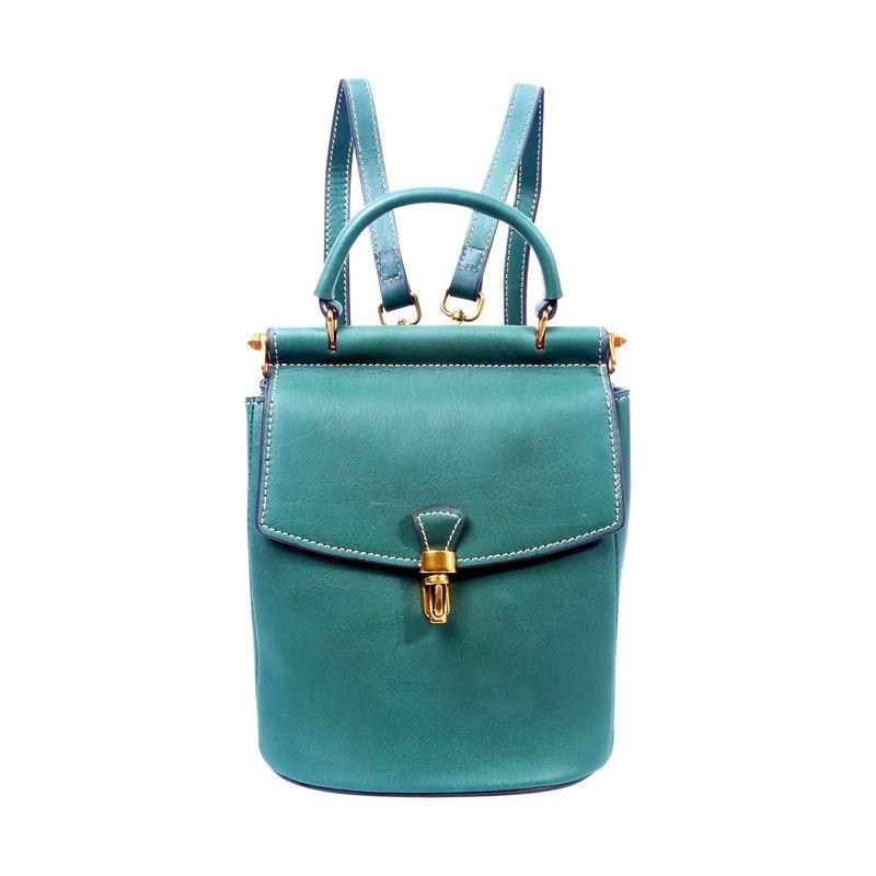 フォレッセンス メンズ バックパック・リュックサック バッグ Ava Convertible Backpack Green