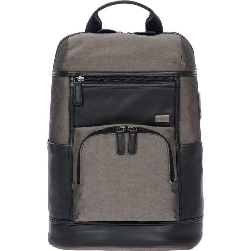ブリックス メンズ スーツケース バッグ Monza Urban Laptop Backpack Grey/Black