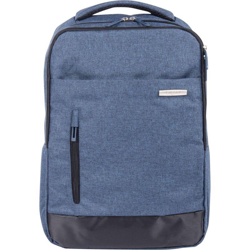ブガッティ メンズ スーツケース バッグ Ryan Polyester Business Backpack Blue