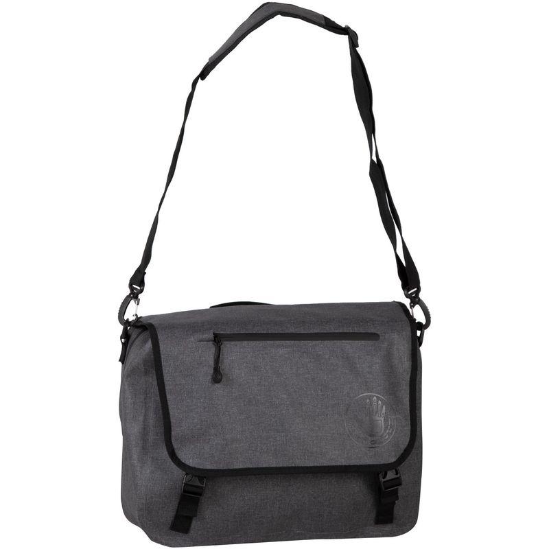 ボディーグローヴ メンズ スーツケース バッグ Terramar Waterproof Messenger Bag Grey