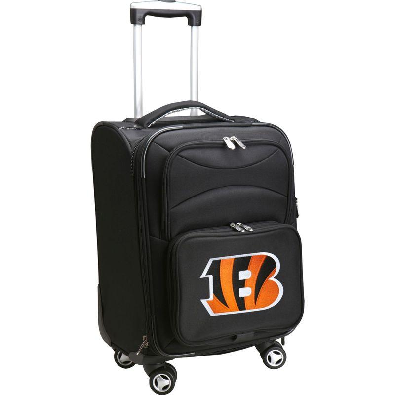 デンコスポーツ メンズ スーツケース バッグ NFL 20 Domestic Carry-On Spinner Cincinnati Bengals