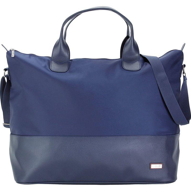 ハダキ メンズ スーツケース バッグ Hamptons Tote Ensign Blue