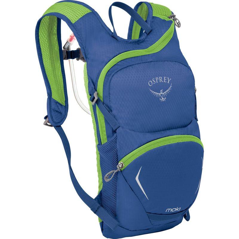 オスプレー メンズ バックパック・リュックサック バッグ Kids Moki 1.5 Pack Wild Blue - O/S