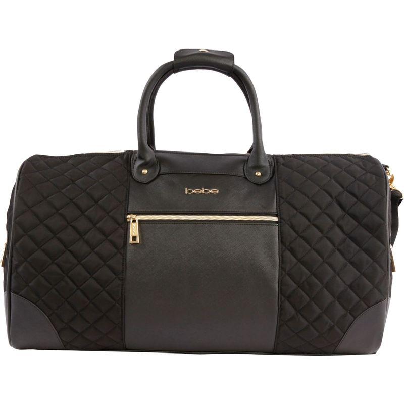ベベ メンズ スーツケース バッグ Mandy Weekend Travel Bag Black