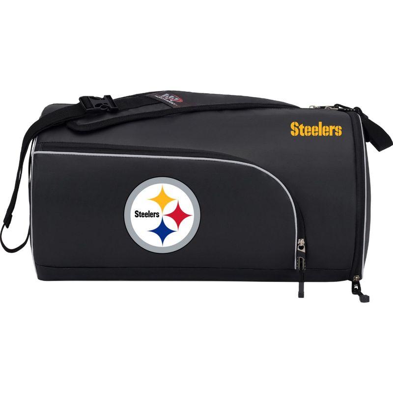 NFL メンズ ボストンバッグ バッグ Squadron Duffel Steelers
