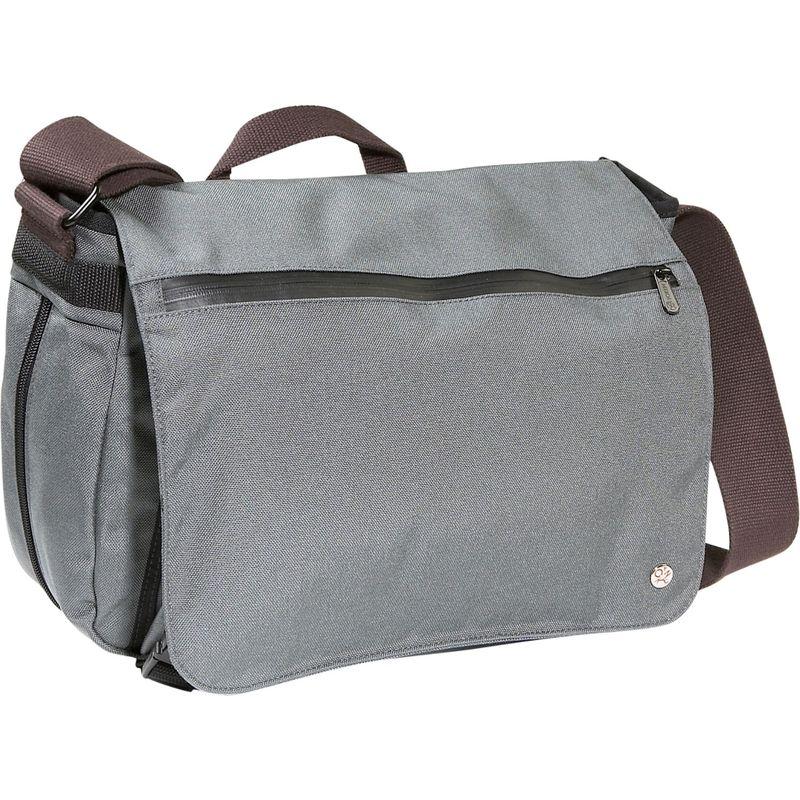 トーケン メンズ ショルダーバッグ バッグ Whitehall Laptop Bag [M] Grey