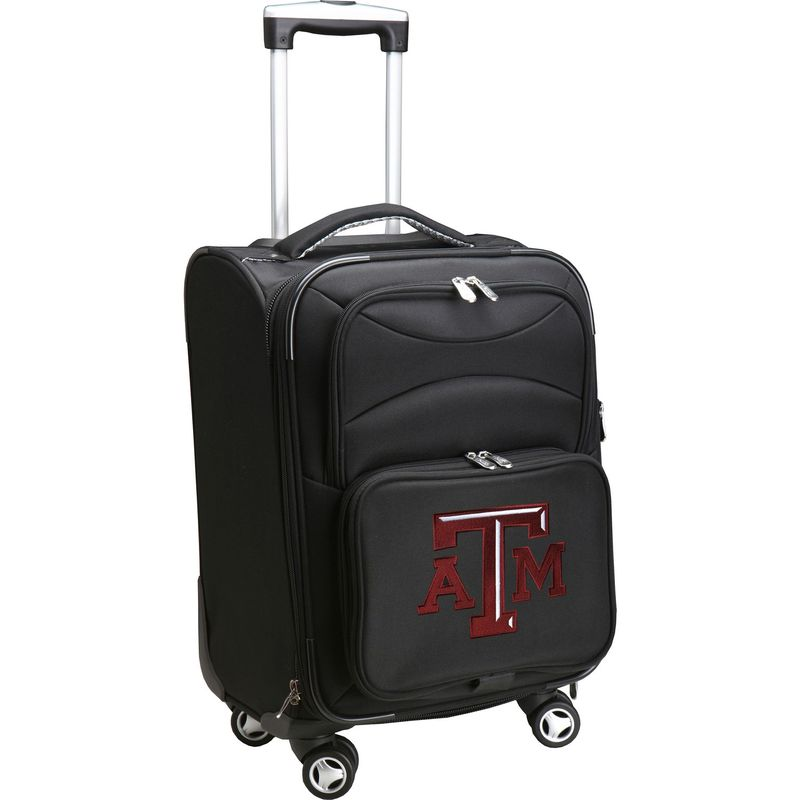 デンコスポーツ メンズ スーツケース バッグ NCAA 20 Domestic Carry-On Spinner Texas A&M University Aggies