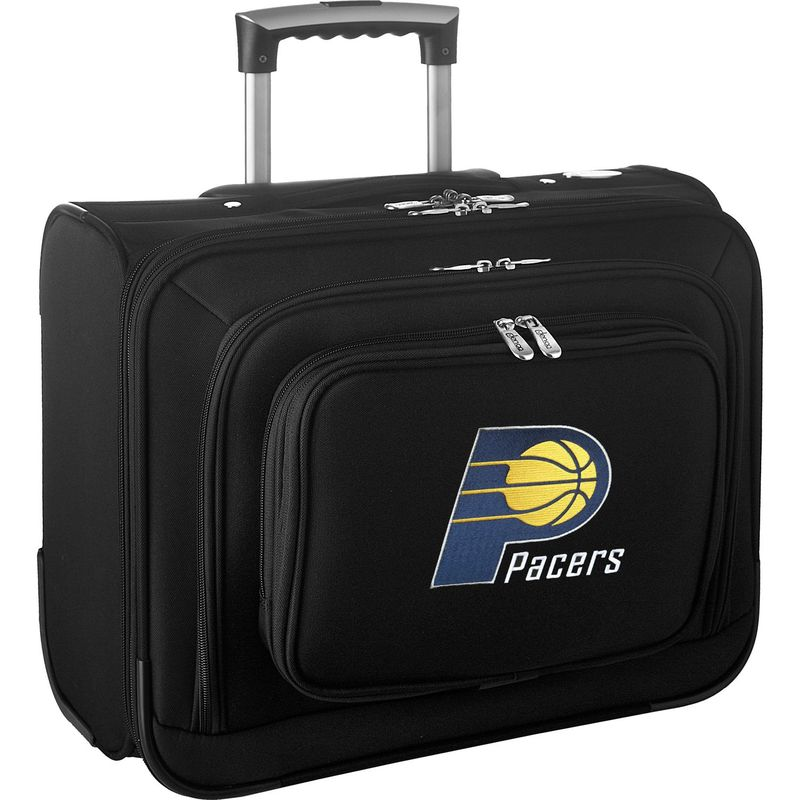 デンコスポーツ メンズ スーツケース バッグ NBA 14 Laptop Overnighter Indiana Pacers