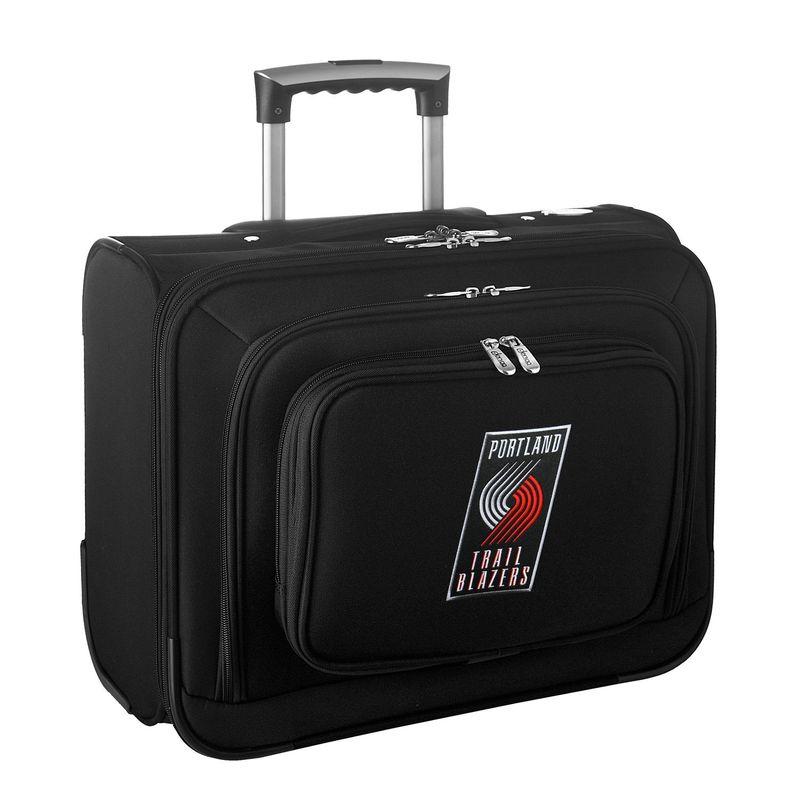 デンコスポーツ メンズ スーツケース バッグ NBA 14 Laptop Overnighter Portland Trail Blazers