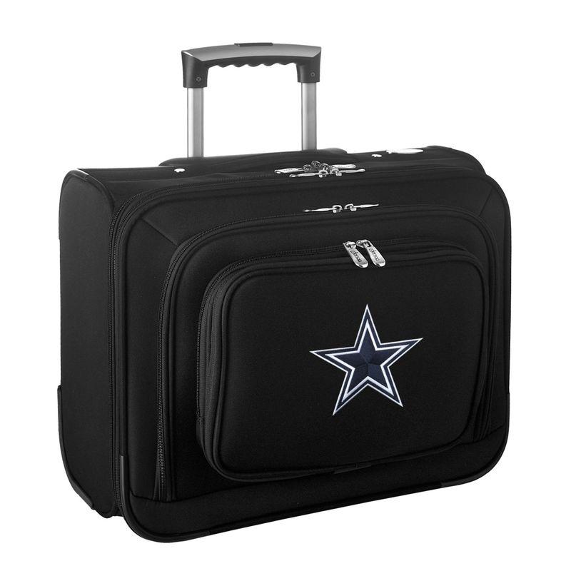 デンコスポーツ メンズ スーツケース バッグ NFL 14 Laptop Overnighter Dallas Cowboys