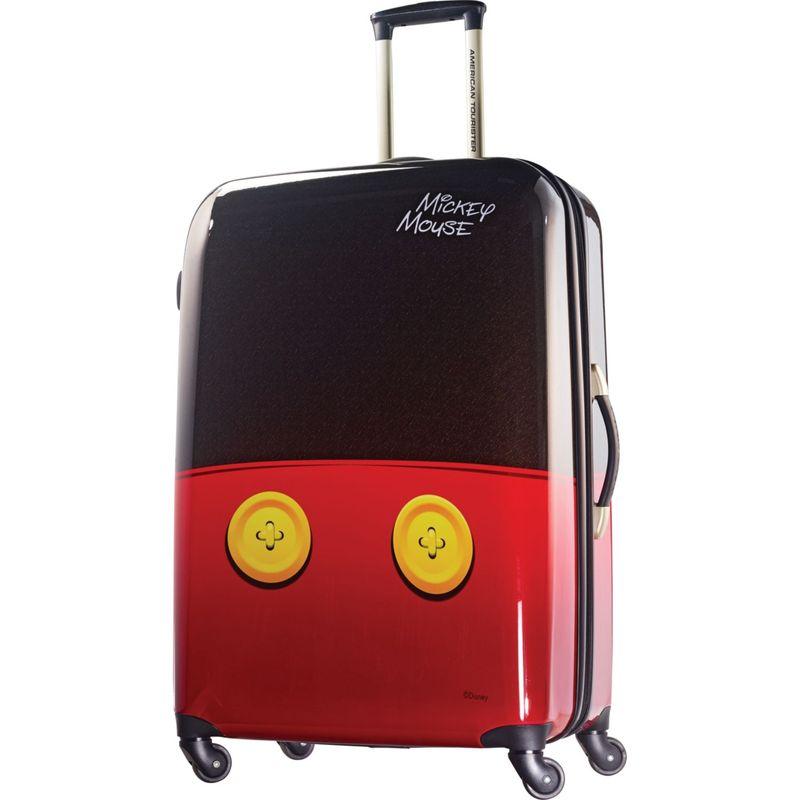 アメリカンツーリスター メンズ スーツケース バッグ Disney Mickey Mouse Hardside Spinner 28 Mickey Mouse Pants
