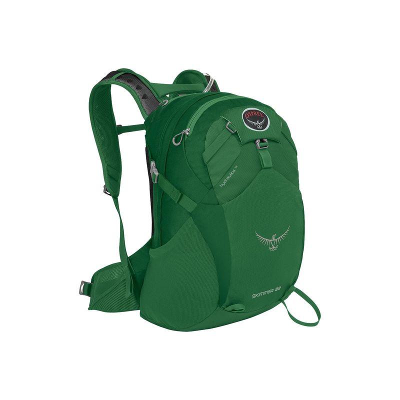 オスプレー メンズ バックパック・リュックサック バッグ Skimmer 22 Hiking Backpack Jade Green - XS/S