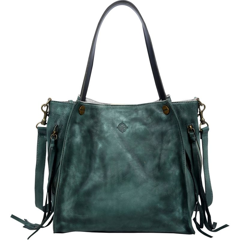 オールドトレンド メンズ トートバッグ バッグ Daisy Totes Vintage Green