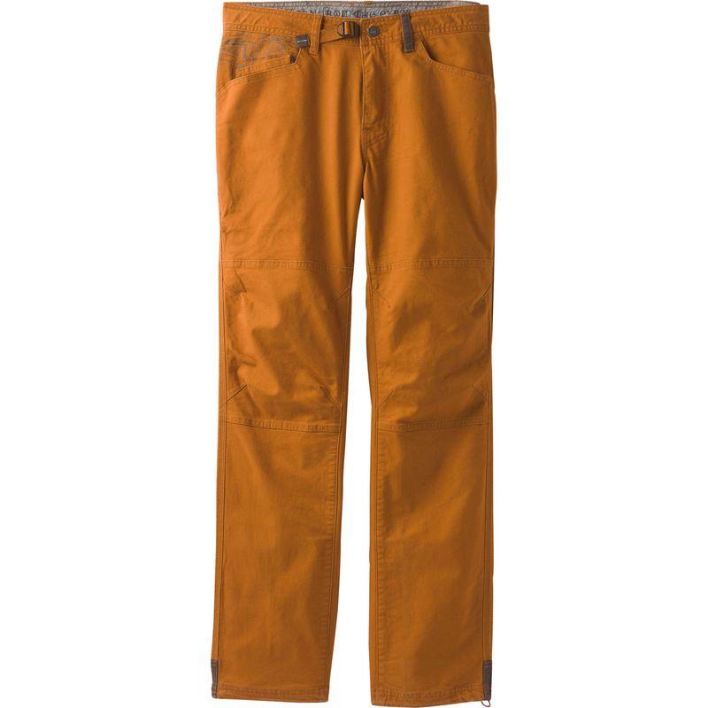 プラーナ メンズ カジュアルパンツ ボトムス Continuum Pants Burnt Caramel