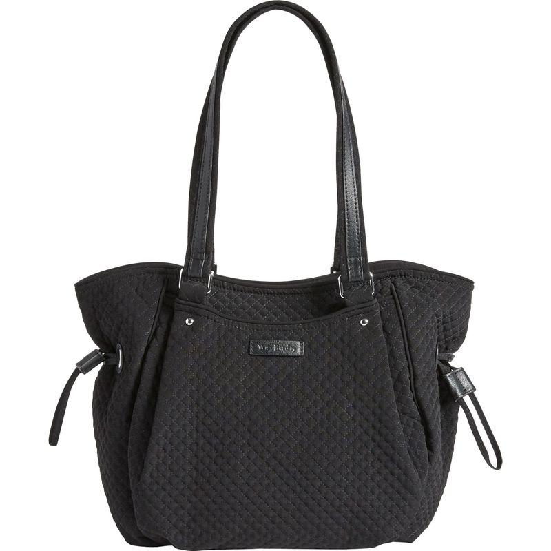 ベラブラッドリー メンズ ハンドバッグ バッグ Iconic Glenna Satchel - Solids Classic Black