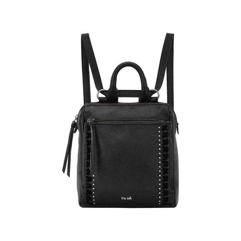 ザサック メンズ バックパック・リュックサック バッグ Loyola Mini Convertible Backpack Black