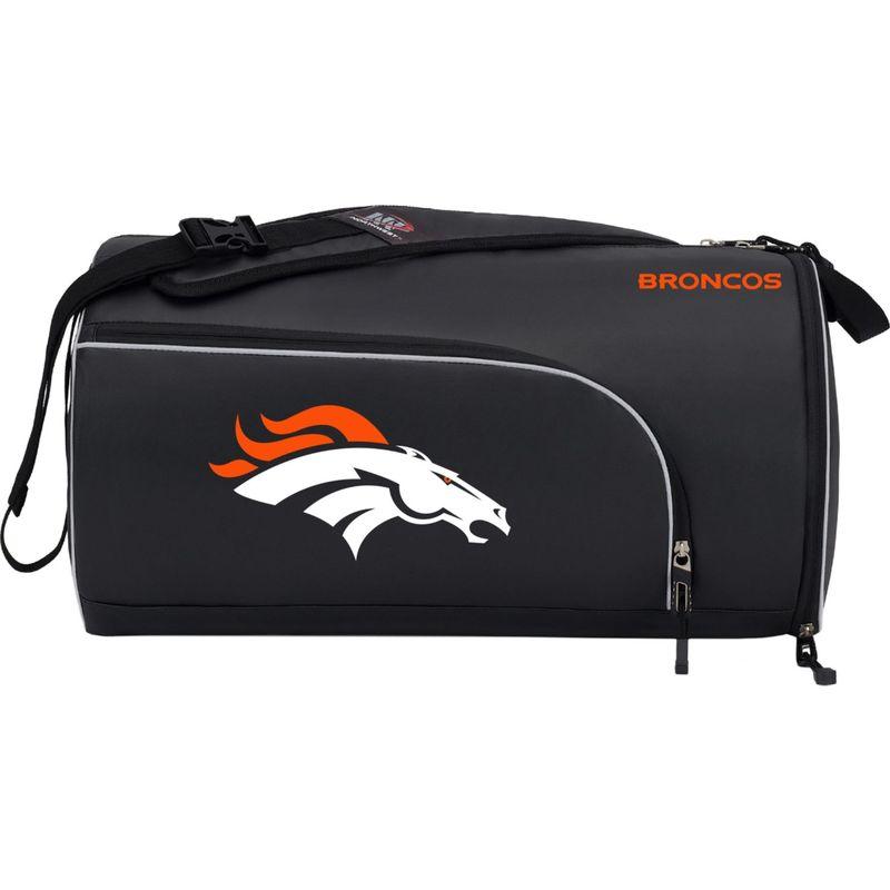 NFL メンズ ボストンバッグ バッグ Squadron Duffel Broncocs