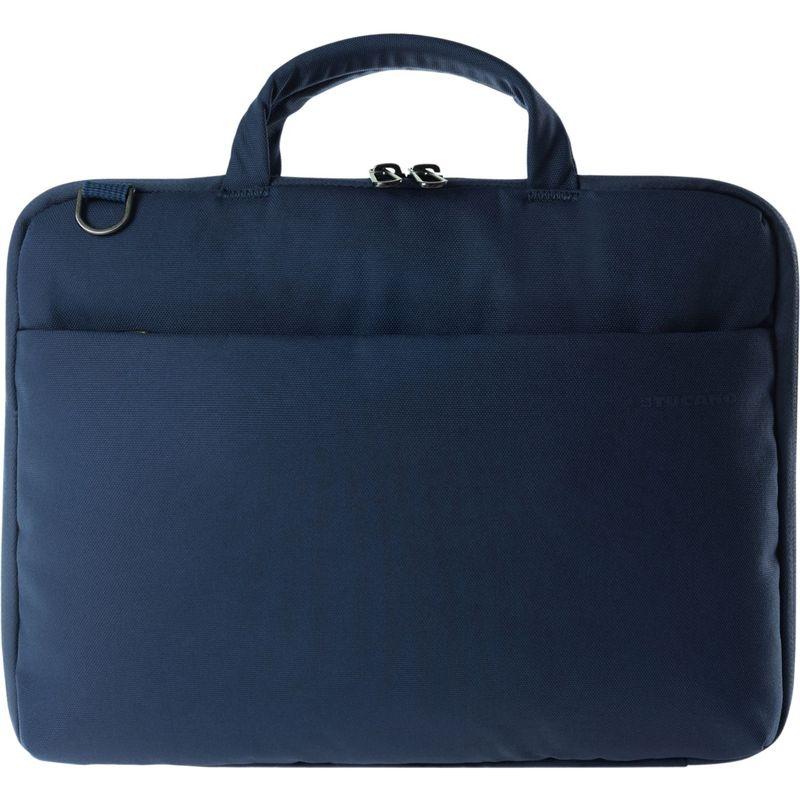ツカーノ メンズ スーツケース バッグ Darkolor 14 Laptop Slim Bag Blue