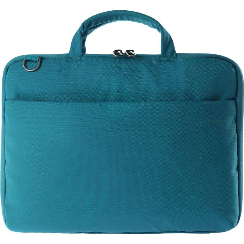 ツカーノ メンズ スーツケース バッグ Darkolor 14 Laptop Slim Bag Sky Blue