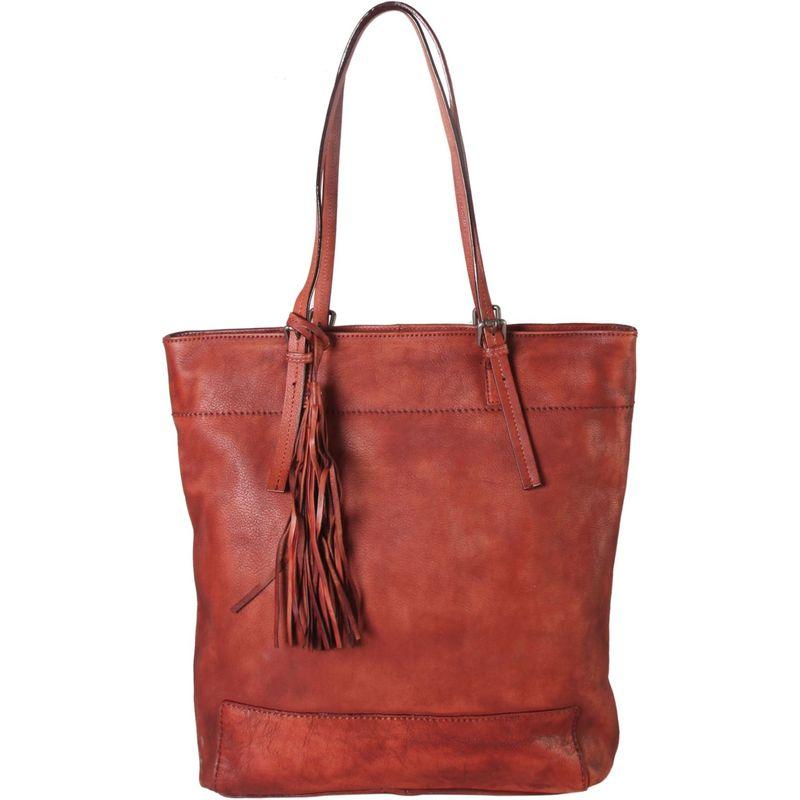 ディオフィ メンズ トートバッグ バッグ Tassels Large Shopping Tote Red