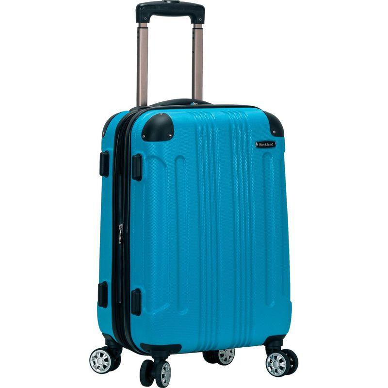 ロックランド メンズ スーツケース バッグ Sonic 20 Hardside Spinner Carry-On Turquoise