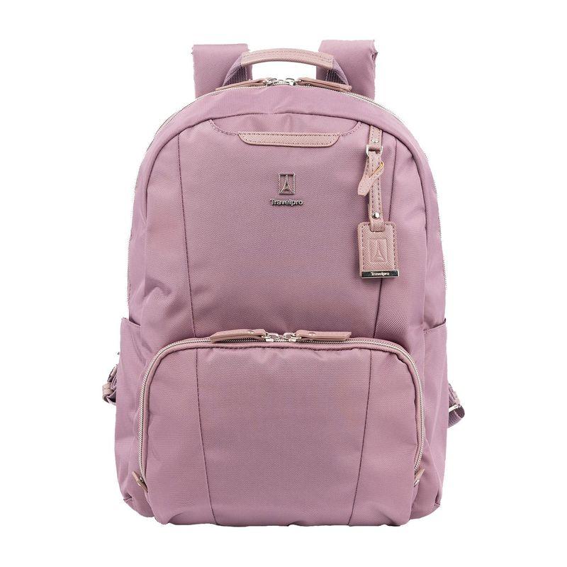 トラベルプロ レディース バックパック・リュックサック バッグ Maxlite 5 Womens Laptop Backpack Dusty Rose
