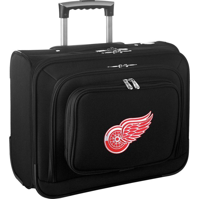 デンコスポーツ メンズ スーツケース バッグ NHL 14 Laptop Overnighter Detroit Red Wings